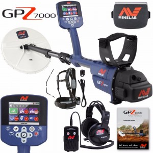 Minelab GPZ 7000 Universal Metal Detector