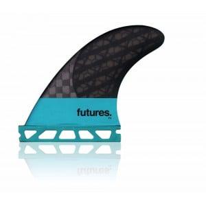 Futures Blackstix 3.0 Tri-F4 Turquoise Small