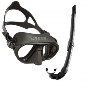 Cressi Calibro Mask & Snorkel Set