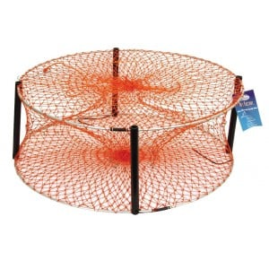 Jarvis Walker The Net Factory HD Round Crab Trap - 4 Entry