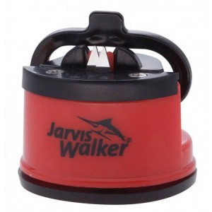 Jarvis Walker Knife Sharpener w/ Vacuum Base