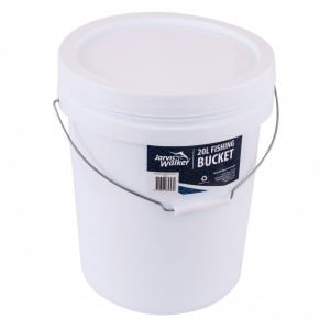Jarvis Walker 20L Fishing Bucket