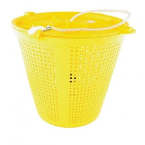Neptune Tackle Yellow Berley & Keeper Pot