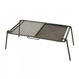 Coi Leisure Steel Camp Grill 875mm Long