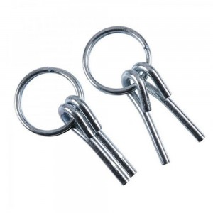 Coi Leisure Metal Ring & Pin Sets 2 Pack Double