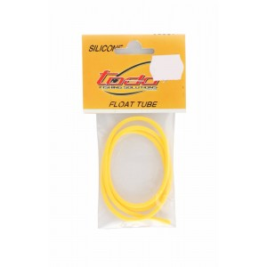 EJ Todd Silicon Floating Tube - Yellow