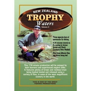 New Zealand Trophy Waters - Vol 2 DVD