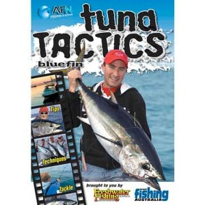 AFN Bluefin Tuna Tactics DVD