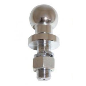 ARK Chrome Tow Ball - 50mm x 7/8