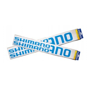Shimano Sticker Pack 2 x Large / 2 x Small