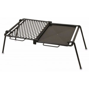 Campfire Pioneer Folding Plate Camp Grill