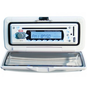 GME AM/FM DVD CD MP3 Player w/ Flush Mount