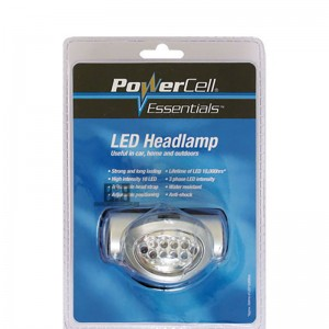 Powercell LED Headlamp