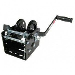 BLA General Purpose Winch 900kg 9.8/4:1 - No Cable