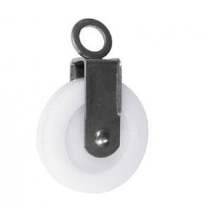 BLA Cable Steering Pulley - Single Swivel Eye