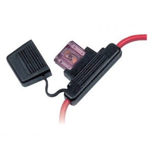 BLA Fuse Holder - Heavy Duty Blade - In-Line