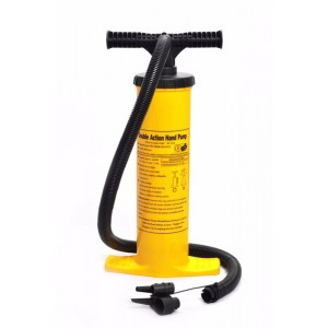 Oztrail Double Action Air Hand Pump