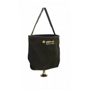 Oztrail Canvas Shower Bucket