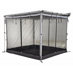 Oztrail RV Shade Awning Mesh Room (Suits 2.5m & 3m Awning) (E)
