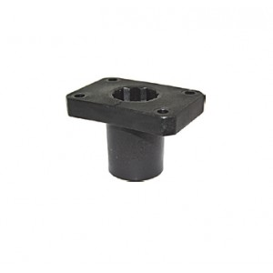 RWB Marine Deck Mount Bracket suits Boatmate Rod Holder