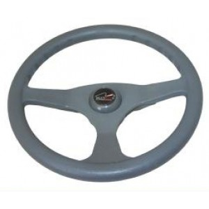 Multiflex Marine Steering Wheel - Alpha 3 Spoke 340mm - Grey