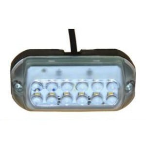 AAA LED Underwater Light - 12V