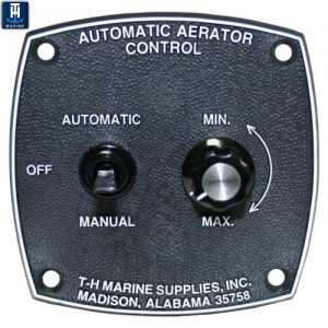 TH Marine Automatic Aerator Control for Livewell Pump