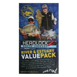 TT HeadlockZ HD River & Estuary Value Pack