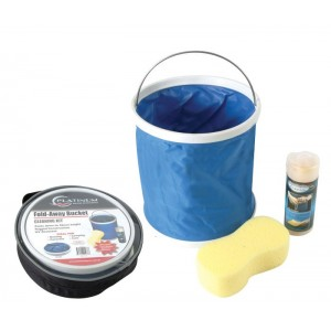 Platinum Marine Fold-Away Bucket Cleaning Kit