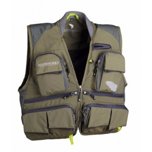 Riverworks RX2 Fly Vest - Small