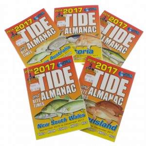 AFN 2017 State Tide Almanac & Bite Times Guide
