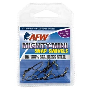 AFW Mighty-Mini Snap Swivel