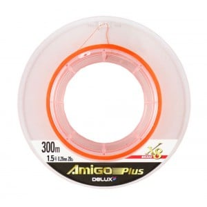 Amigo Plus PE Braid - 300m