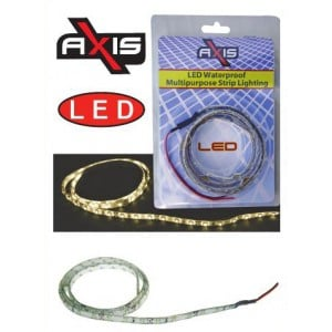 Axis Waterproof LED Strip Light - 12V