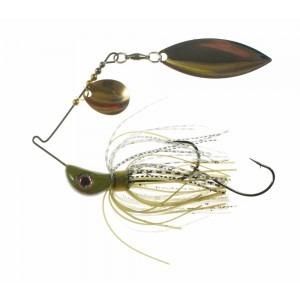 Bassman Spinnerbaits Carls Compact Series