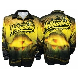 Big Fish Yellowbelly Fishing Shirt