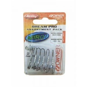 Berkley Nitro Bream Pro Assortment Pack