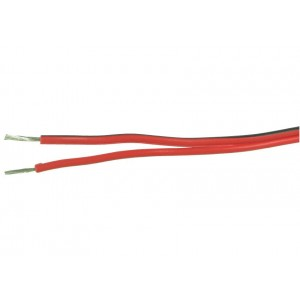 BLA Electrical Wire - Tinned Twin Core - Red/Black