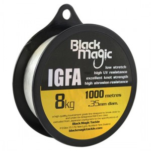 Black Magic IGFA Mono - 1000m