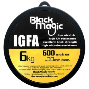 Black Magic IGFA Mono - 600m