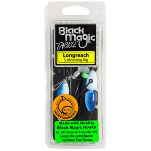 Black Magic Specialtiy Rig KL / Suicide Surfcasting Rig