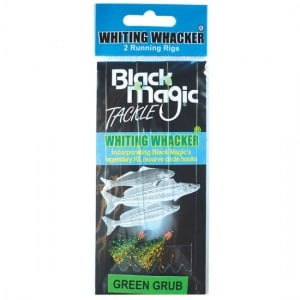 Black Magic Running Rig Whiting Whacker