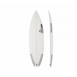 Channel Islands Surfboards Black & White - Futures Fins