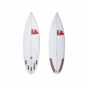 Channel Islands Surfboards Rook 15 - FCS2 Fins