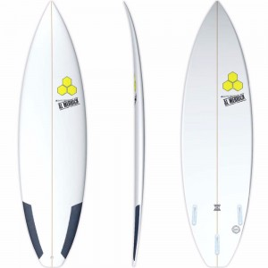 Channel Islands Surfboards Rook 15 - Futures Fins
