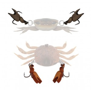 Cranka Crab Replacement Claw Sets
