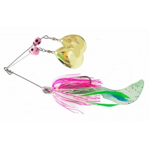 Cod-X Lures Twin Spin Spinnerbait
