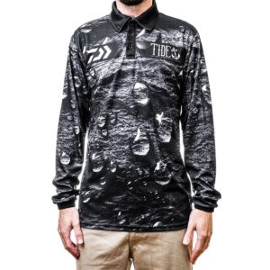Daiwa/Tide Collab Fishing Jersey