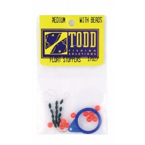EJ Todd Float Stoppers Silicone / Beads