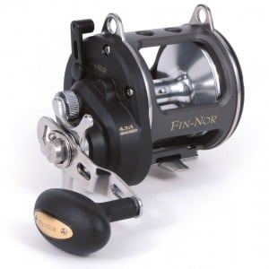 Fin-Nor Biscayne Star Drag Overhead Reel